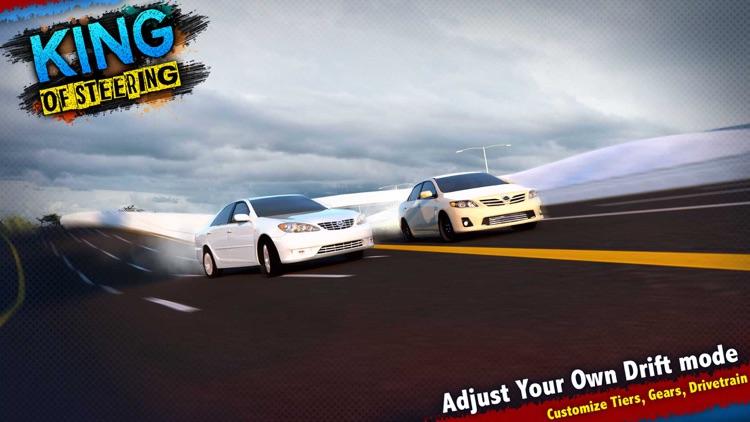 King Of Steering - KOS Drift screenshot-0