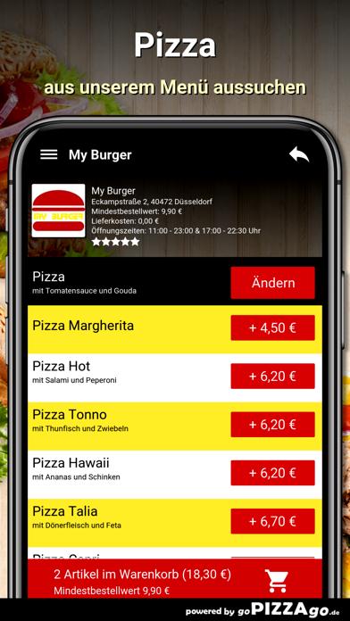 My Burger Düsseldorf screenshot 5