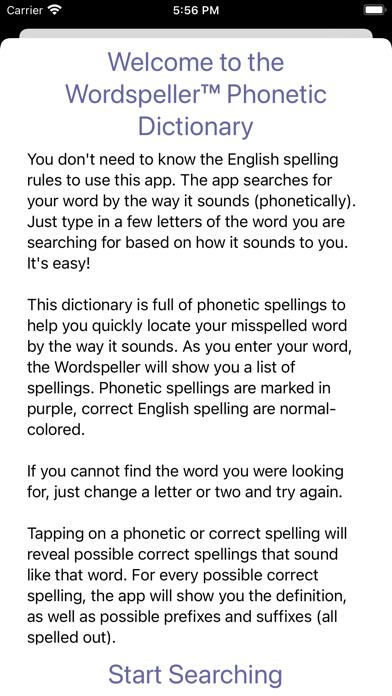 Wordspeller PhoneticDictionaryのおすすめ画像5