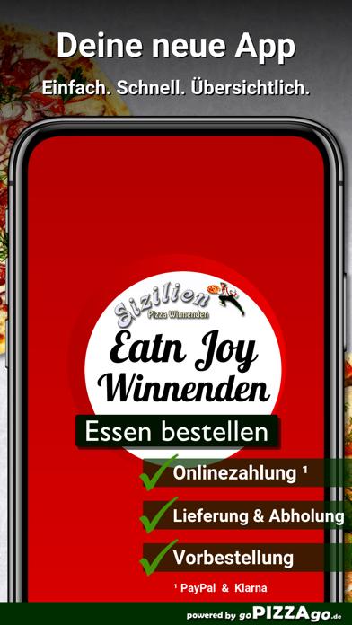 Eatn Joy Winnenden screenshot 1