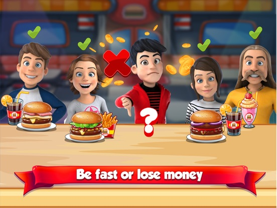 Burger Chef – Restaurant Games screenshot 8