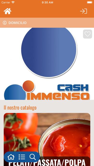 Cash Immenso screenshot 1