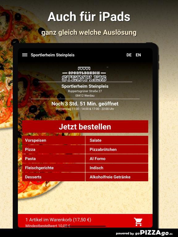Sportlerheim Steinpleis Werdau screenshot 7