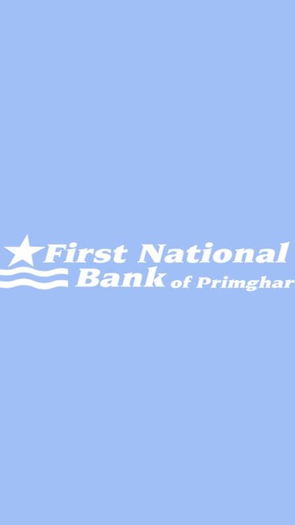 First National Bank Primghar