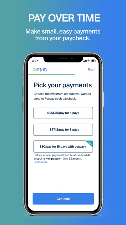 Perpay: Shop and build credit