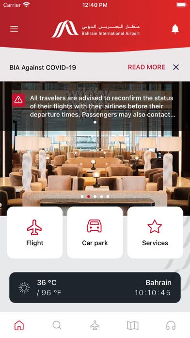 Bahrain Airport screenshot 3