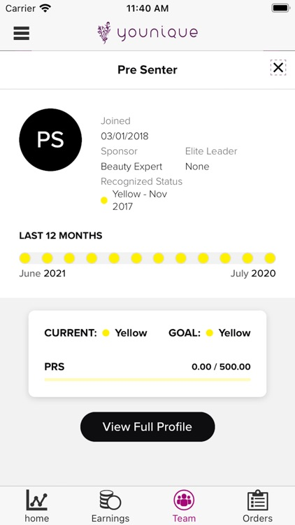 Younique Back Office screenshot-4