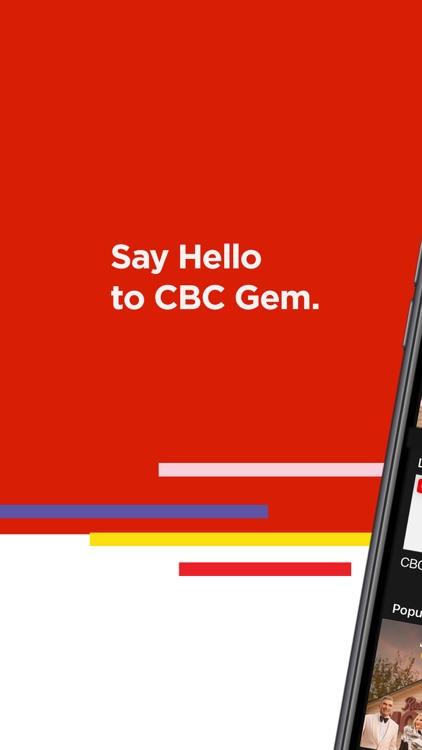 CBC Gem: Stream Movies & TV screenshot-0