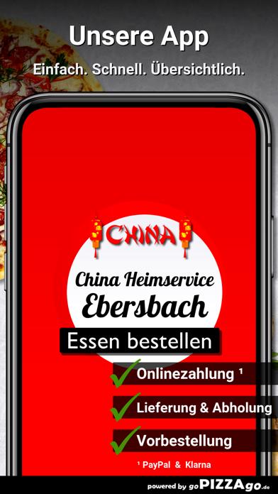 China Heimservice Ebersbach screenshot 1