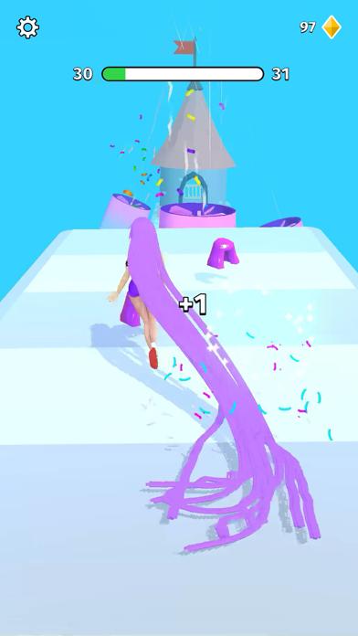 Hair Rush screenshot 4