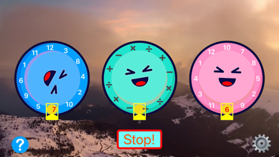 Mental Chronometry screenshot 1