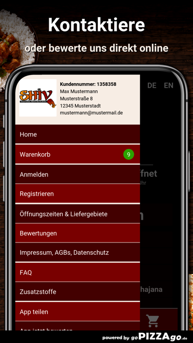 Shiv München Aubing screenshot 3