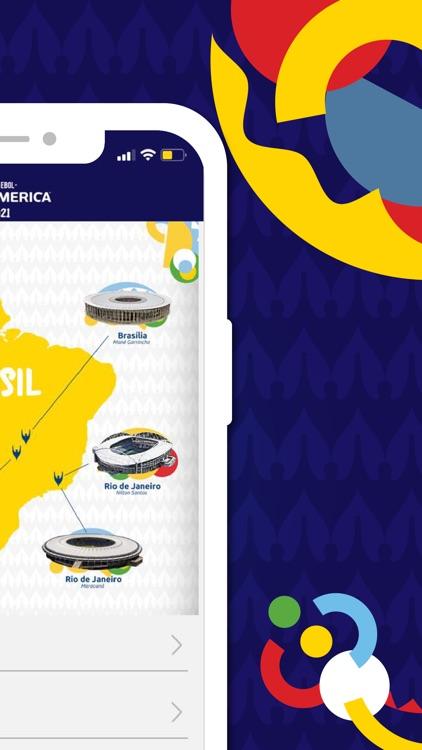 Copa América Oficial screenshot-5