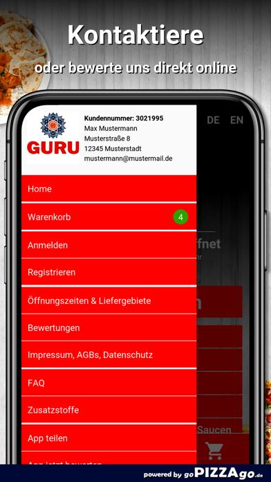 Guru Köln screenshot 3