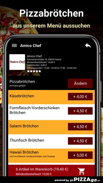 Amico Chef Herne screenshot 5
