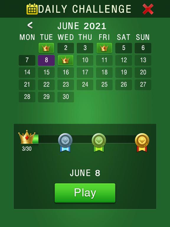 Classic Solitaire 2021 screenshot 10