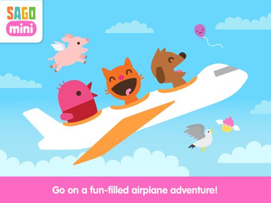 Sago Mini Planes Adventure screenshot 6