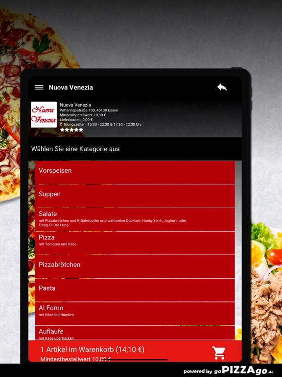 Nuova Venezia Essen screenshot 8