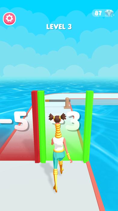 Long Neck 3D screenshot 3
