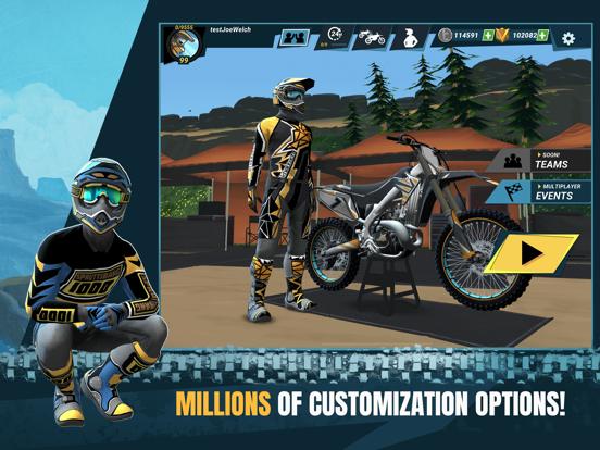 Mad Skills Motocross 3 screenshot 10