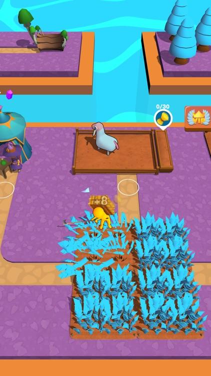 Buildy Island 3d: Chop & Craft screenshot-3