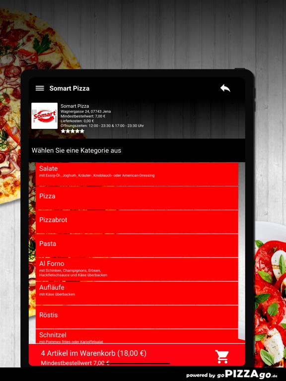 Somart Pizza Jena screenshot 8