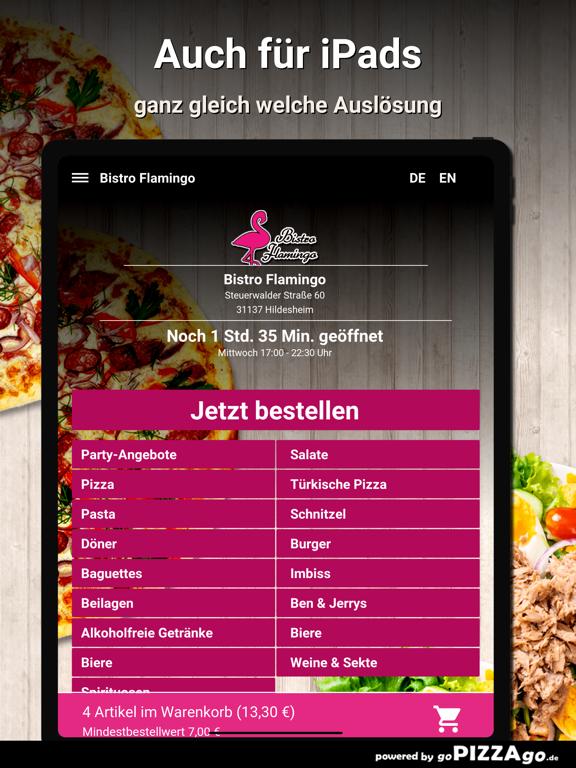 Bistro Flamingo Hildesheim screenshot 7