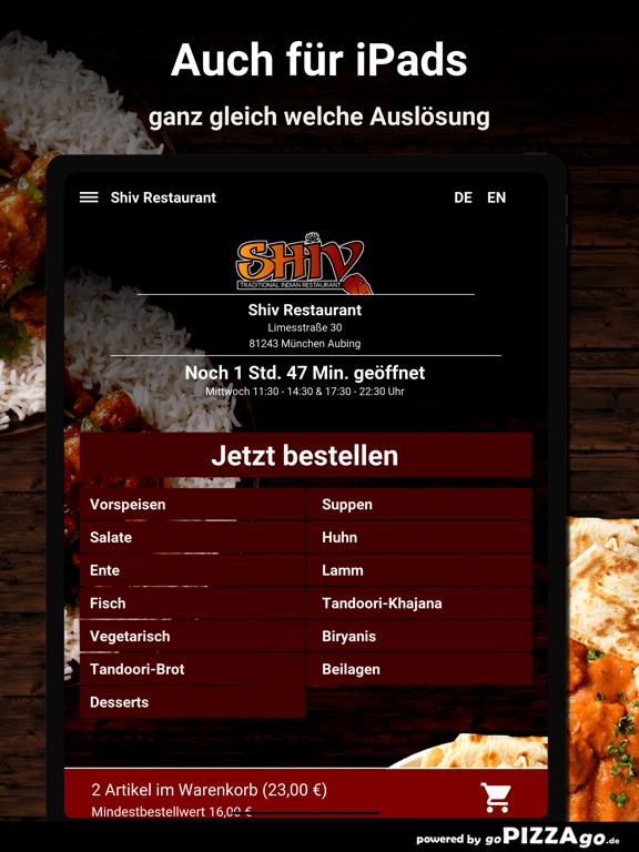 Shiv München Aubing screenshot 7