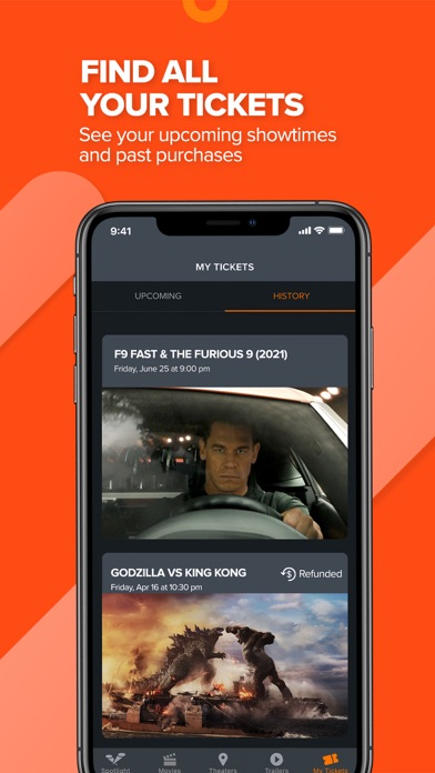 Download Fandango Movie Tickets & Times for Android