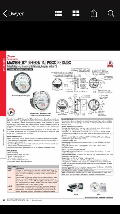 Dwyer Instruments Intl Catalog screenshot-4