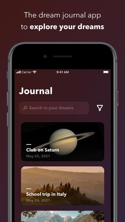 Capture - Your Dream Journal