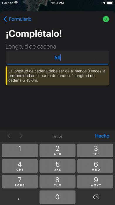 Anchoring WatchCaptura de pantalla de7