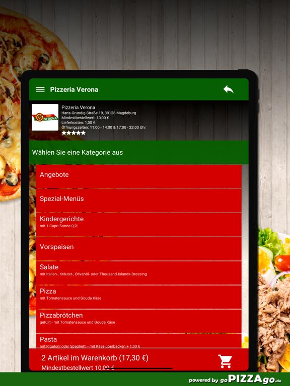 Pizzeria Verona Magdeburg screenshot 8
