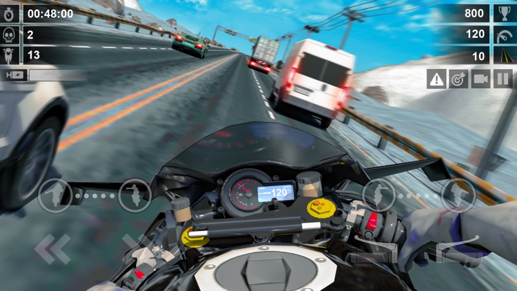 Dirt Bikes: Motorcycle Games screenshot-4