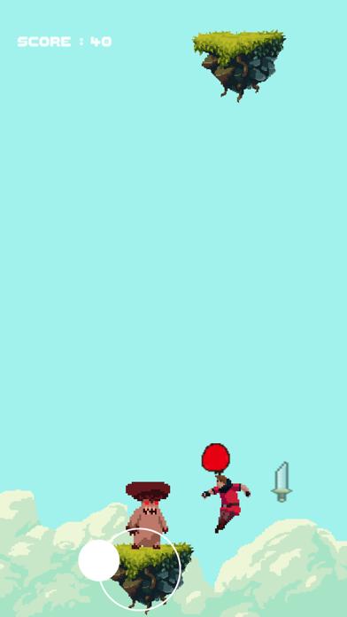 Balloon Fighter -Sky Fall-紹介画像2