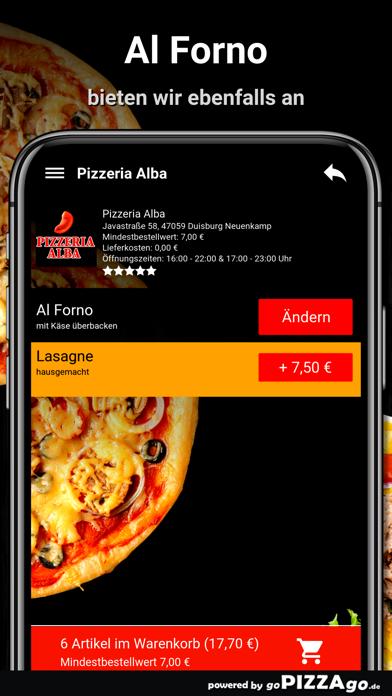 Pizza Alba Duisburg Neuenkamp screenshot 6