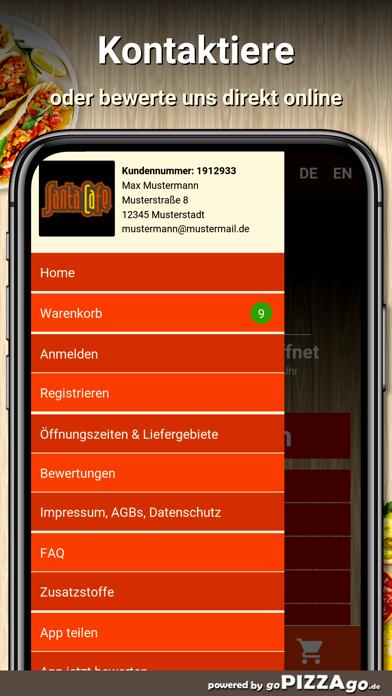 Santa Cafe Berlin screenshot 3
