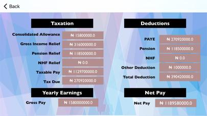 Nigeria Tax screenshot 3