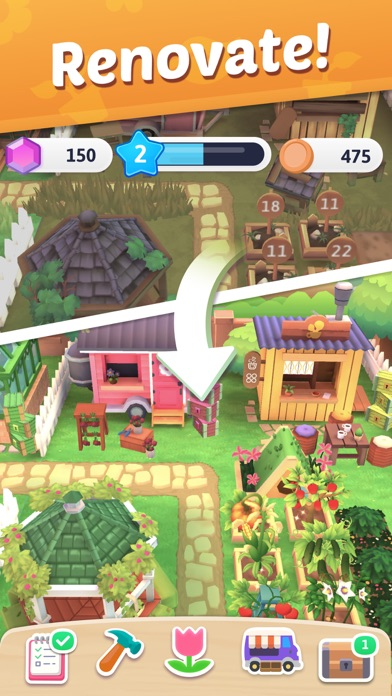 Plantopia - Merge GardenScreenshot of 1