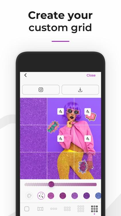 InstaGrids - Insta grid maker screenshot-5