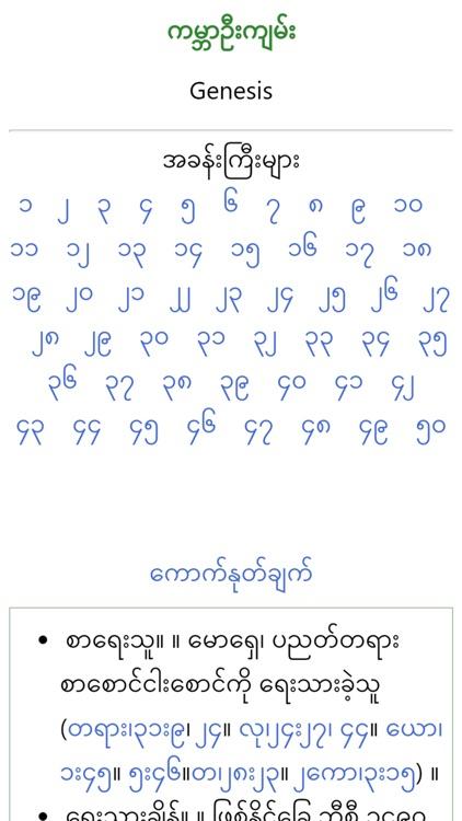 Myanmar Recovery Version Bible