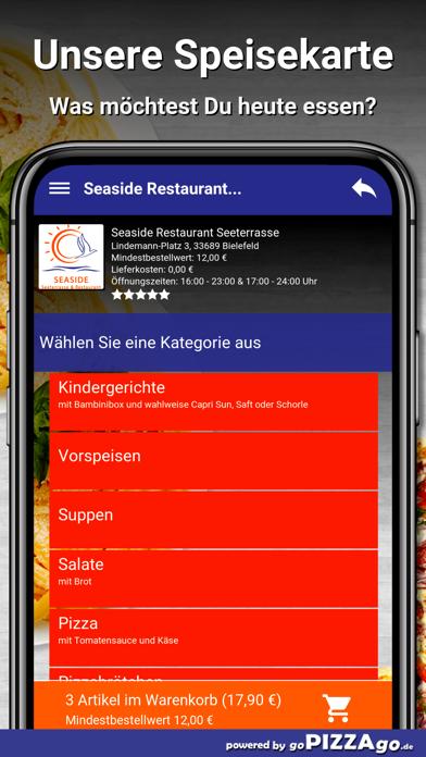 Seaside Restaurant Bielefeld screenshot 4