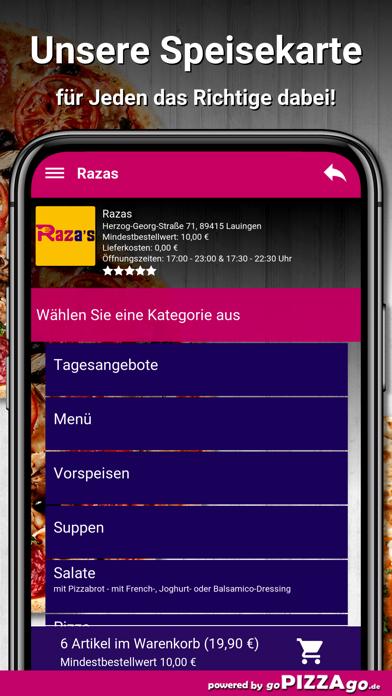 Razas Lauingen screenshot 4