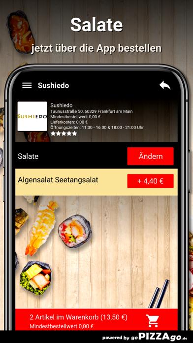 Sushiedo Frankfurt am Main screenshot 5