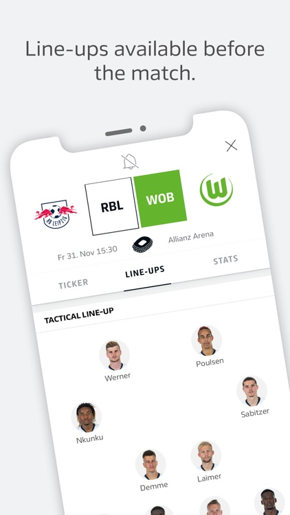 Bundesliga Official App screenshot-5