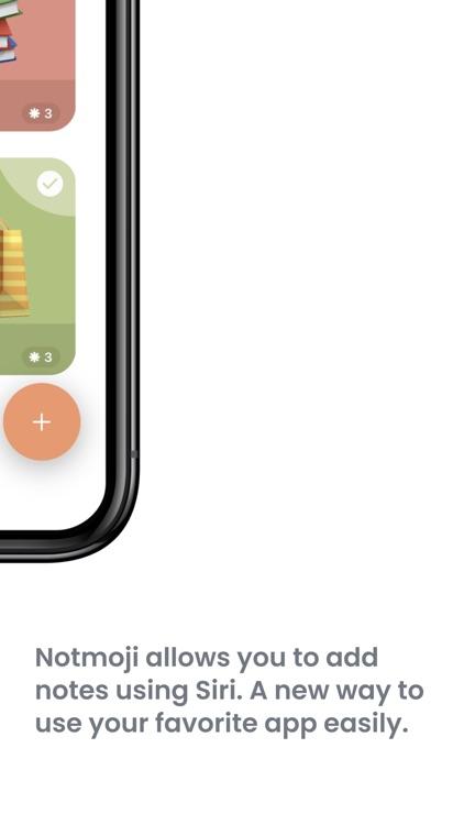 Notmoji - Planner with emojis screenshot-4