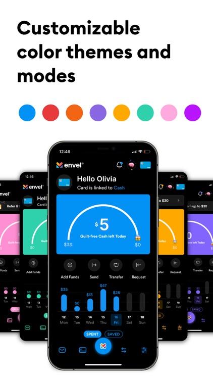 Envel - Mobile Banking screenshot-9