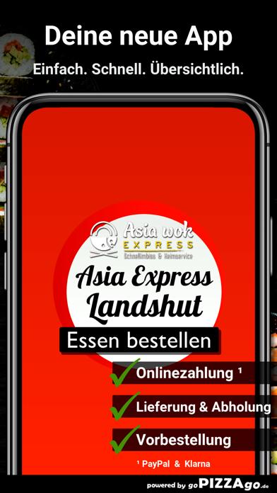 Asia Wok Express Landshut screenshot 1