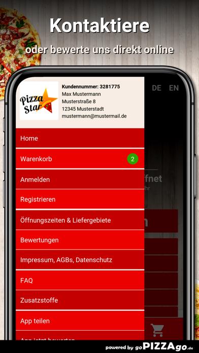 Pizza Star Bad Nauheim screenshot 3