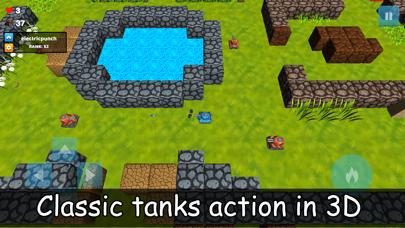 Sandbox Tanks: 3Dゲームメーカー紹介画像2